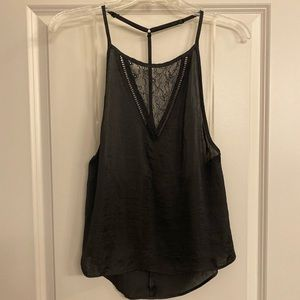 Band Of Gypsies T Back Lace Tank - NWOT
